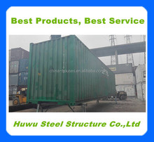 Cheap second-hand 40hq shipping container for sale from China to all over the world
