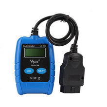 Top Quality VAG Auto Scanner VC210 OBD2 OBDII EOBD CAN Code Reader Diagnostic Tool VW/A.UDI Free Shipping VAG Auto Scanner VC210