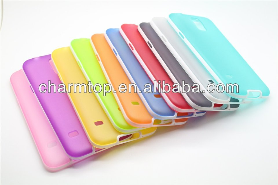 High Quality TPU Case For Samsung Galaxy S5 i9600