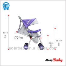 2015 Cheapest popular Summer&Winter baby stroller/ economic baby stroller trading company