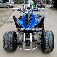 Street Legal EEC 250CC Racing ATV 350CC Kawasaki Quad Bike with COC