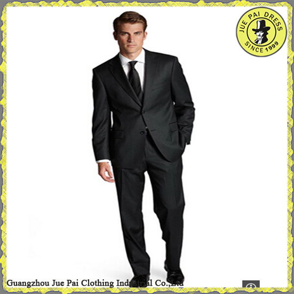 Guangzhou factory price man suit /wedding man business suit