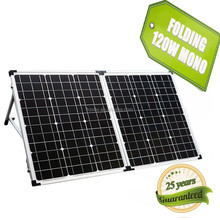 120w folding flexible solar panel with light weight in Australian