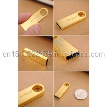 Logo Engraved Usb Flash Drive Metal Key SK-210 for Christmas Gifts Gadgets Promotional Item