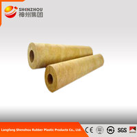 Pipe thermal insulation discount cheap basalt rock wool pipe