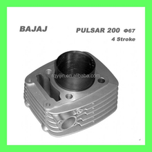 motorcycle engine spare part cylinder block BAJAJ PULSAR 200