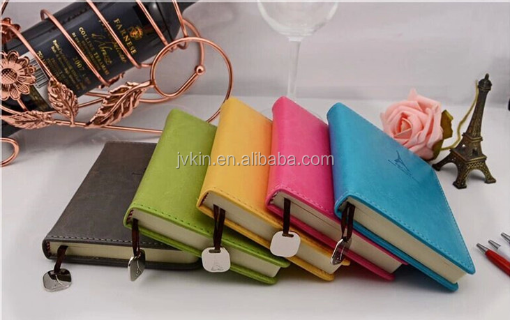 Office Notebook Simple Coil Notebooks With Customized logo