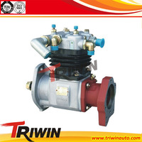 genuine auto engine air compressor assembly China supplier CCEC N14 Volvo truck engine air compressor 3277555