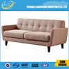 2015 New design popular l shaped sectional fabric sofa S018