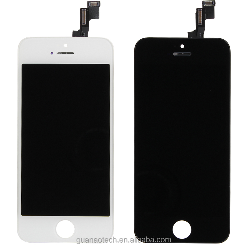 Lowest wholesale Replacement for iPhone 5s lcd screen with High Quality