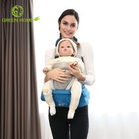 2016 Flexible front and back handle baby carrier