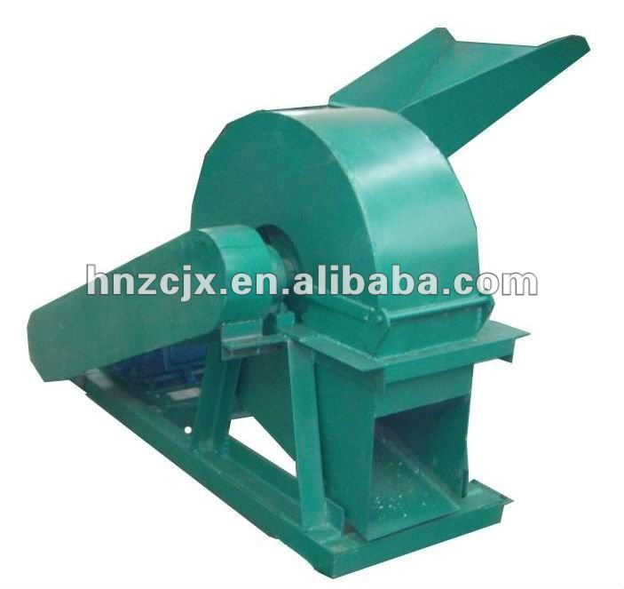 China Popular Wood Trunk Crusher Wood Branch Crusher