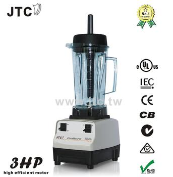 Industrial Juicer, Professional Blender, 100% Guarantee No.1 Quality In The World, JTC OmniBlend