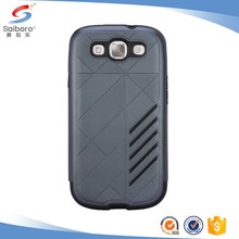 Factory direct supply slim armor case for samsung s3 mini
