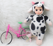 YW-XR1701-22 Cow Animal dolls