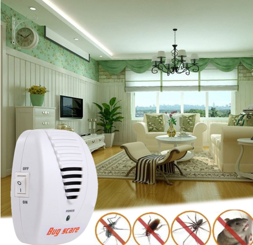 High Quality Multi-Purpose Electronic Ultrasonic Pest Control Repeller Rat Mosquito Mouse Insect Killer Pest Repeller CA1T