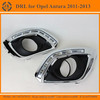 Good Price LED DRL Fog Light Excellent Quality LED Daylight for Opel Antara 2011~13'