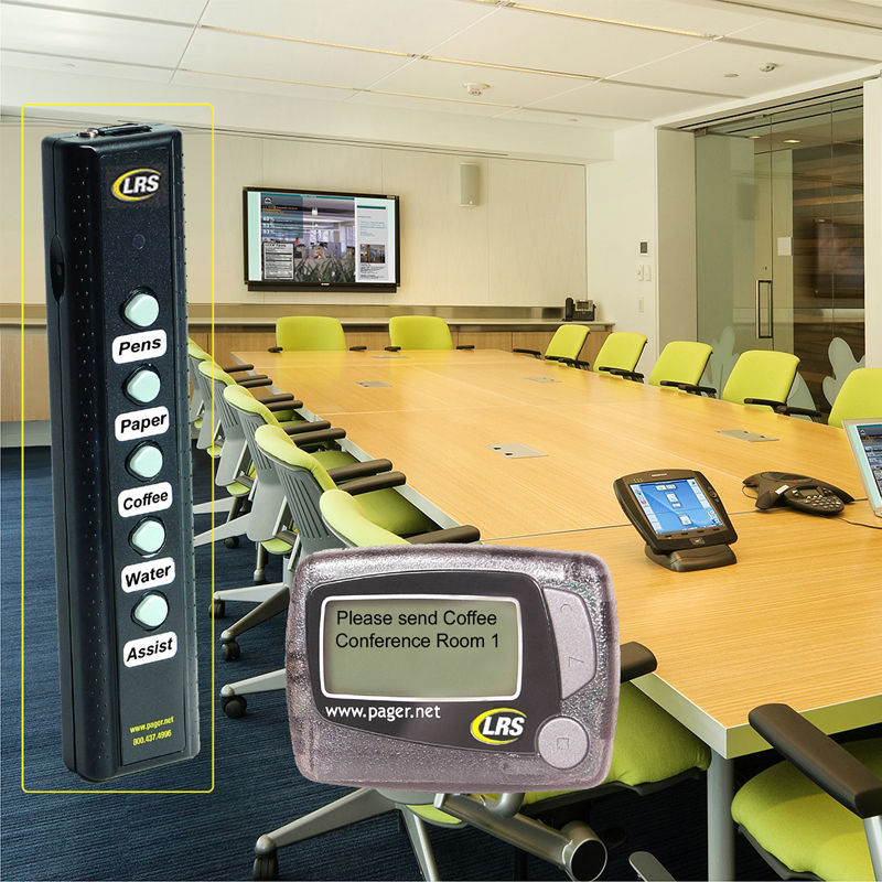 Wireless Paging Systems For Offices