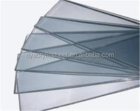 Flexible plastic sheet cut to size