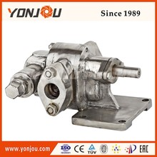 Fuel lube oil transfer furnace oil pump