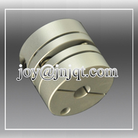 flexible disc clamp type of coupling metal shaft coupling