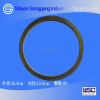 Truck Braking Parts ABS DISC Braking Rear Wheel ABS Tooth Ring /Gear Ring/Gear Rim for Dongfeng Truck Kavian DFAC