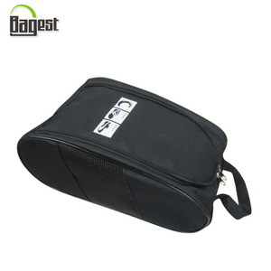 Portable Waterproof Travel Shoe Bags with Zipper Closure