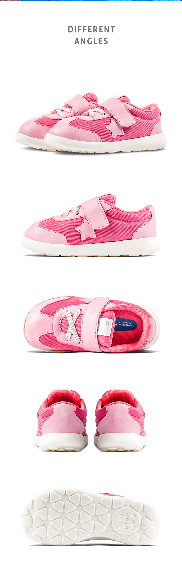littlebluelamb brand boys shoes for kids girls