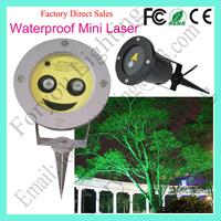 Wedding Garden Christmas Tree RG DC 5V Outdoor IP65 Waterproof Mini Laser Light Show Projector