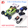 HSP 94107PRO RC Auto Electric Power 4wd 1/10 Auto Off Road Buggy