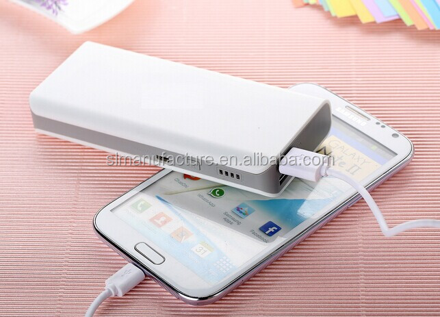 USB mobile power bank for samsung galaxy tab with ROHS,CE, FC