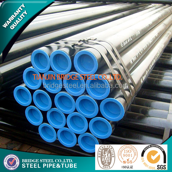 ASTM A106 Grade B carbon hot rolled astm seamless steel pipe