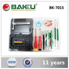 BAKU Brand Complete Screwdriver Set Repairing Kit Tools Set BK 7015 Hardware Maintenance Tool