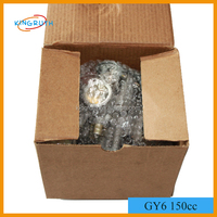 Made in China motorcycle Engine Parts for gy6 150cc motorcycle carburetor