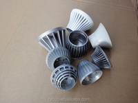 OEM High Quality Aluminum extrued led lamp heatsink Shell