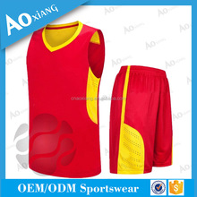 2017 Wholesale American Basketball Jersey DIY Printing Top Quality youth basketball team uniforms with names