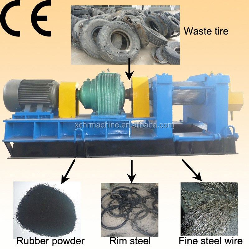 Hot seller for tires granulate machine for use