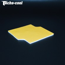 Conductive Release Pad with Silicone Heatsink Thermal Silicone Paste Pad With High Thermal Conductivity