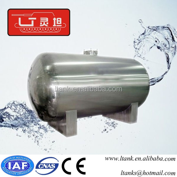 Industril, chemical, horizontal sand filter, china factory direct selling