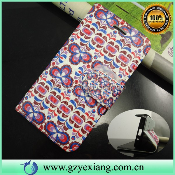 China Wholesale Leather Case Cover For LG Spirit H420 New Model Customized