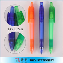 pen packing card blister three pens each 2014