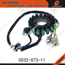 for motorbike SUZUKI GN125 OUMURS motorcycle stator coil