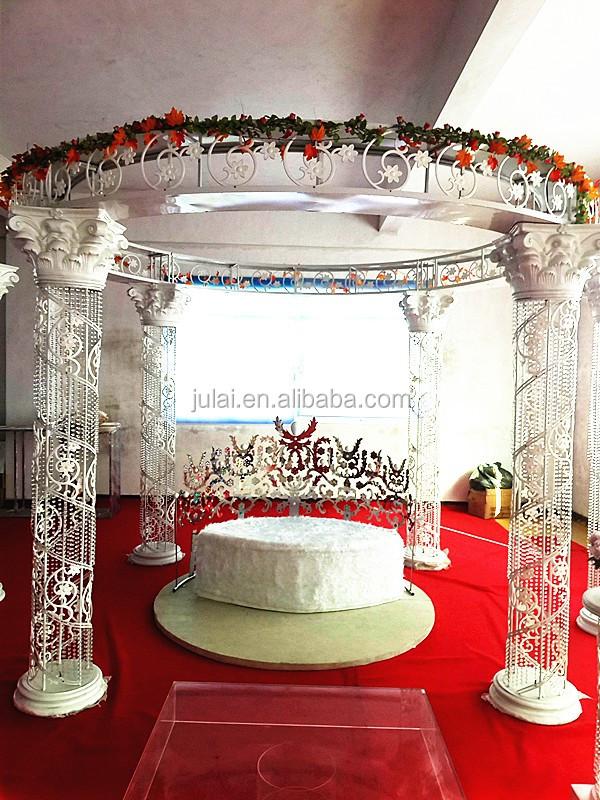 2015 New Tall Wedding Roman Columns For Wedding Decoration Chic Pillar Of Wedding Centerpiece