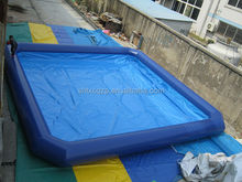 commercial grade inflatable pool