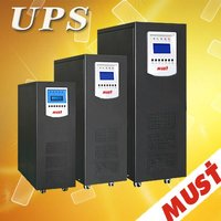 UPS could connect with power generator isolation transformer 6kva ups