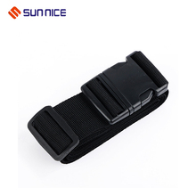 Best quality cross luggage strap with metal buckle