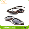 New Year 2016 New CE FDA Certificated Polarized Fashion Custom Wood Sunglasses