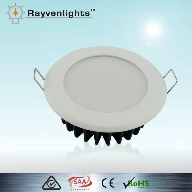 CE & RoHS Approve SMD 12W LED downlight dimmable with cut out 90mm 240V