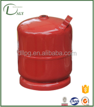 Hot sale 6kg in bharat liquefied petroleum gas cylinders