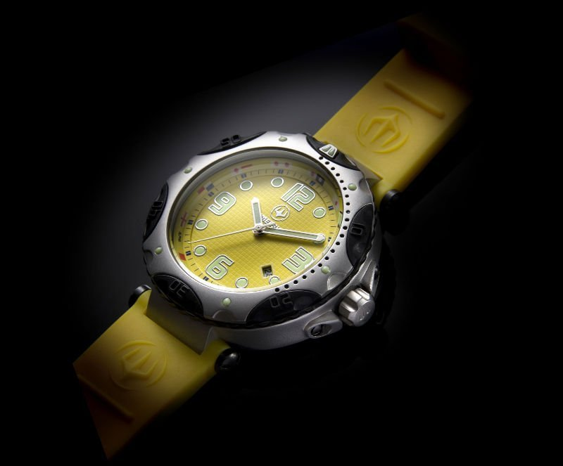 Immersion Alpha Diving watches